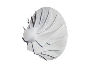 Aluminum-impeller