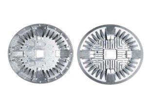 Aluminum-sheild