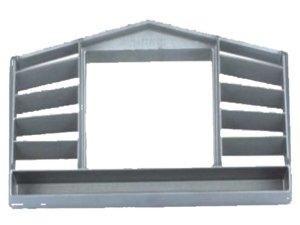 Furniture-aluminum
