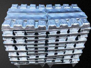 Zinc alloy die casting